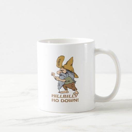 HillBilly Ho Down Coffee Mug
