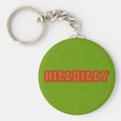 hillbilly key chain