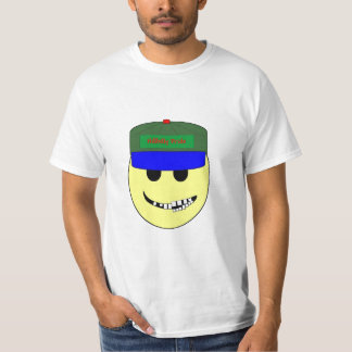 Hillbilly Smiley T-Shirt