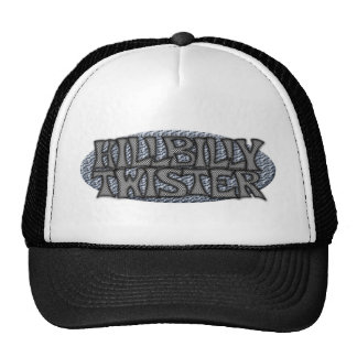 Hillbilly Twister Mesh Hat