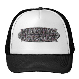 Hillbilly Twister Mesh Hats