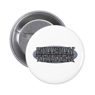 Hillbilly Twister Pins