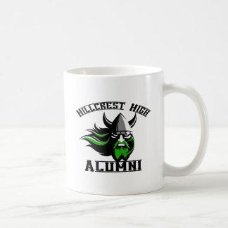Hillcrest High Alumni Coffee Mugs