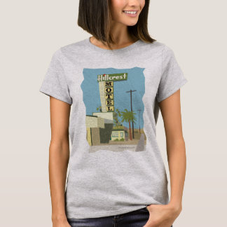 Hillcrest Motel on Route 66 T-Shirt