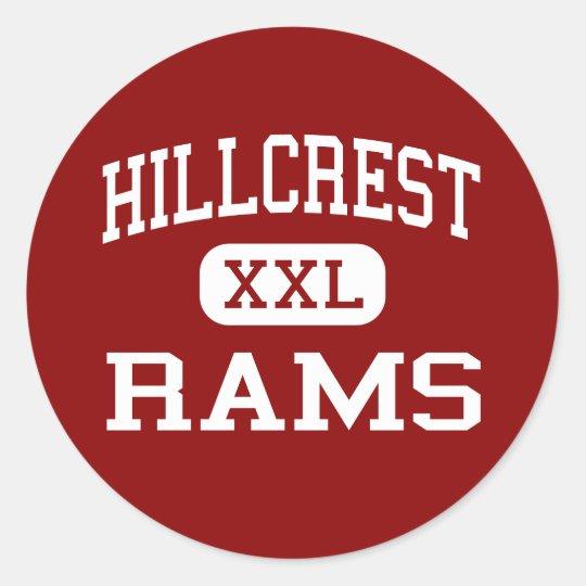 Hillcrest - Rams - High - Simpsonville Classic