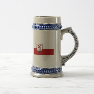 Hille, Germany Beer Stein