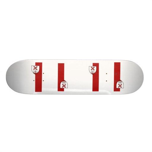 Hille, Germany Skateboard