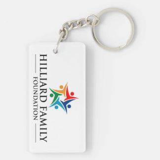 Hilliard Family Foundation Key Chain