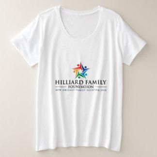 Hilliard Family Reunion 2018 T-Shirt Women Plus