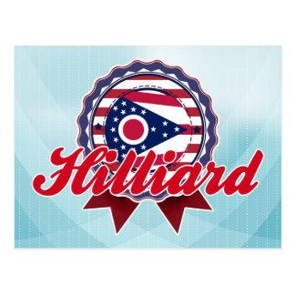 Hilliard, OH Postcard