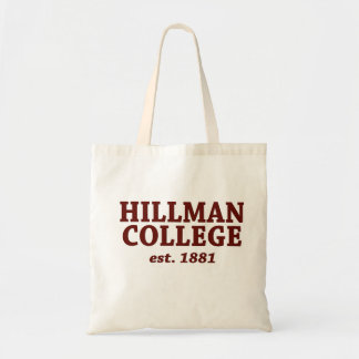 Hillman College Tote Bag