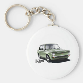 Hillman Imp Key Ring