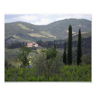 Hills of Chianti Photo Art