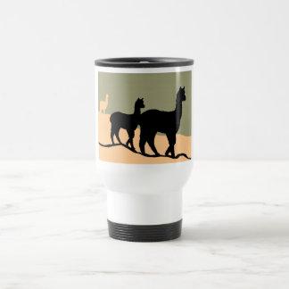 Hillside Alpacas Travel Mug
