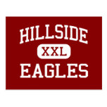 Hillside - Eagles - Middle - Kalamazoo Michigan Postcard