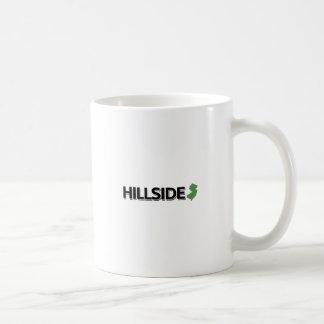 Hillside, New Jersey Basic White Mug