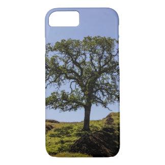 Hillside tree iPhone 8/7 case