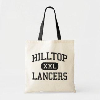 Hilltop - Lancers - High - Chula Vista California Budget Tote Bag