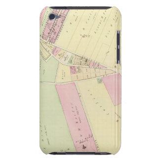Hillwood Atlas Map iPod Case-Mate Case