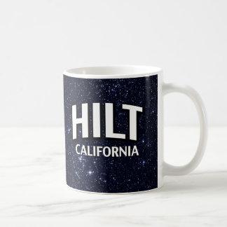 Hilt California Basic White Mug