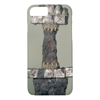 Hilt of a Viking sword found at Hedeby, Denmark, 9 iPhone 7 Case