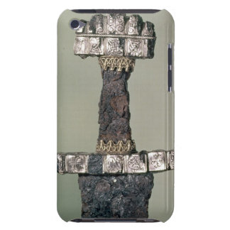 Hilt of a Viking sword found at Hedeby, Denmark, 9 iPod Case-Mate Cases