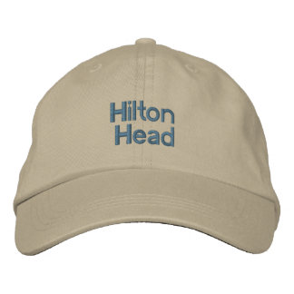 HILTON HEAD III cap Embroidered Hats