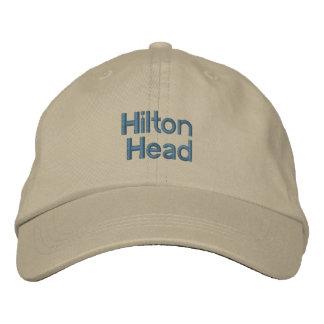 HILTON HEAD III cap Embroidered Baseball Cap