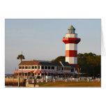 Hilton Head Island Lighthouse Greeting Cards