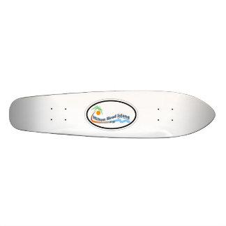 Hilton Head Island. Skate Board Deck
