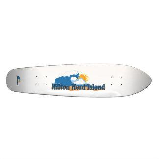 Hilton Head Island. Skate Decks