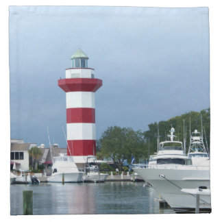 Hilton Head Lighthouse Napkin