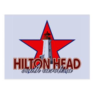 Hilton Head Lighthouse Postcard