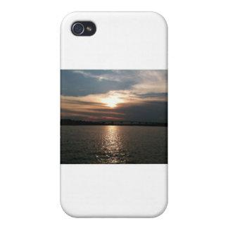 Hilton Head Sunset iPhone 4 Cases