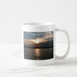 Hilton Head Sunset Coffee Mugs