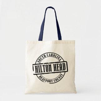 Hilton Head TItle Budget Tote Bag