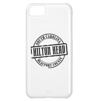 Hilton Head Title iPhone 5C Covers