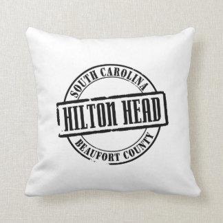 Hilton Head Title Cushion