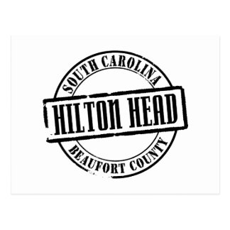 Hilton Head TItle Postcard