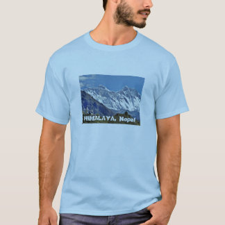 HIMALAYA - One of 1000 views from NEPAL T-Shirt
