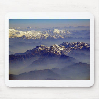 Himalaya Sud Avion Mouse Pad