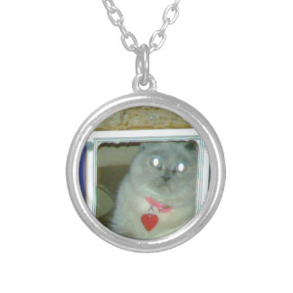 Himalayan Cat Kitty Hat, tee, mousepad, gift, cute Necklace