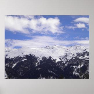 Himalayan poster