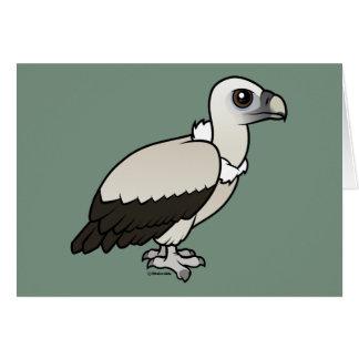 Himalayan Vulture Greeting Card