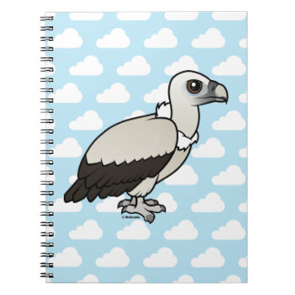 Himalayan Vulture Spiral Note Books