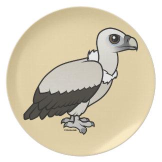 Himalayan Vulture Plates