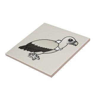 Himalayan Vulture Ceramic Tile