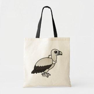 Himalayan Vulture Budget Tote Bag