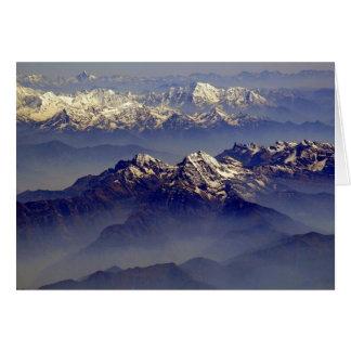 Himalayas Landscape Card