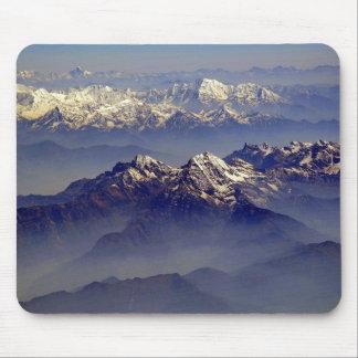 Himalayas Landscape Mouse Pad